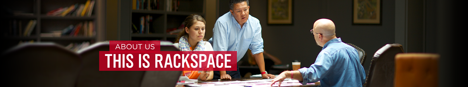 Rackspace Leadership