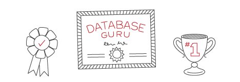 Deep expertise in each database